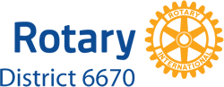 Rotary District 6670 Logo